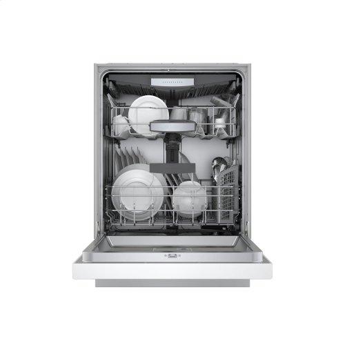 800 Series Dishwasher 24'' White