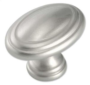 Oval Classic Cabinet Knob Product Image