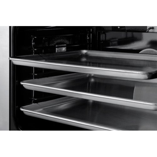 """36"""" Heritage Dual Fuel Epicure Range, Silver Stainless Steel, Liquid Propane/High Altitude"""