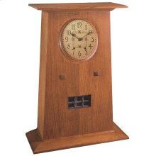 Prairie Style Mantel Clock