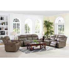 Anya Dual Recliner Console Loveseat