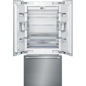 36-Inch Built-in Panel Ready French Door Bottom Freezer Product Image