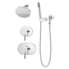 Symmons Sereno® Shower/Hand Shower System - Polished Chrome