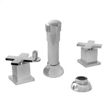 Bidet Set with Mixx Handle