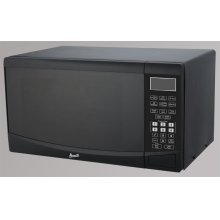 0.9 CF Touch Microwave - Black