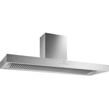 """400 series 400 series wall hood Stainless steel Width 63"""" (160 cm)"""