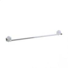 Hexa - Towel Bar - Polished Chrome
