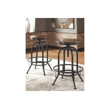 Tall Swivel Barstool (2/CN)