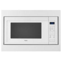"27"" Trim Kit for Countertop Microwaves - Black"