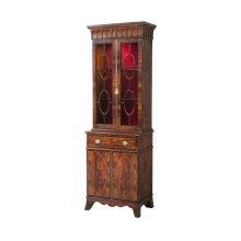 Niche Bookcase Curio Cabinet