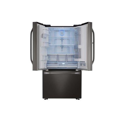 """LG Studio - 36"""" Instaview Door-in-door® Counter-depth Refrigerator, 24 Cu. Ft. **OPEN BOX** Ankeny Location"""