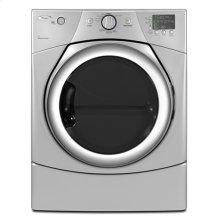Lunar Silver Whirlpool® Duet® Steam 6.7 cu. ft. Dryer