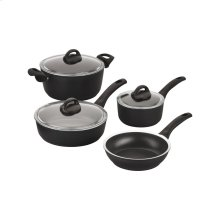 Ballarini Como 7-pc Forged Aluminum Nonstick Cookware Set