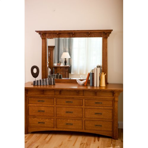 M Ryan 9-Drawer Dresser