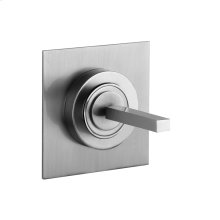"""TRIM PARTS ONLY Wall-mounted washbasin mixer control For spouts 26599, 26699, 26600, 26591, 26595, and 27282 1/2"""" connections Drain not included - See DRAINS section Requires in-wall rough valve 26812"""