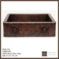1614 Single Farmer Sink Product Image