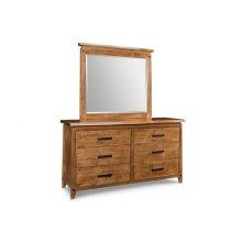 Pemberton 6 Drawer Dresser