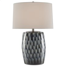 Milner Blue Table Lamp