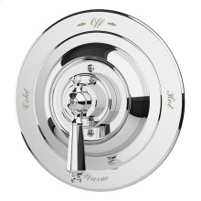 Symmons Water Dance® Shower Valve and Trim - Polished Chrome
