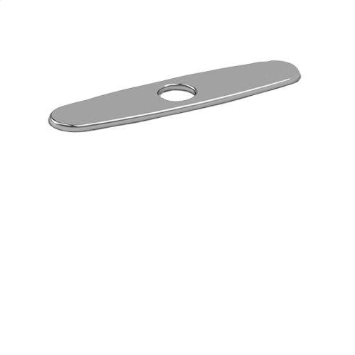 """10"""" cover plate for kitchen faucet"""