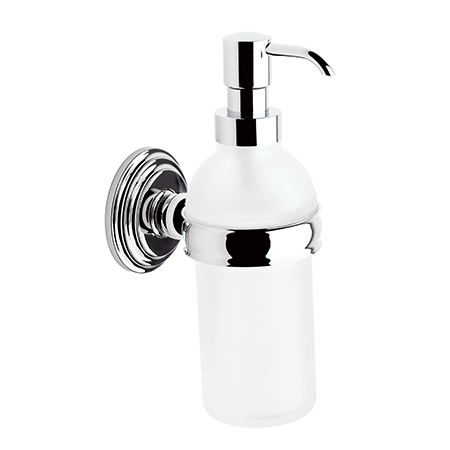 Oil-Rubbed-Bronze-Hand-Relieved Soap/Lotion Dispenser