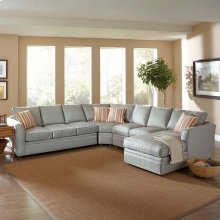 Northfield Four-Piece Chaise Sectional