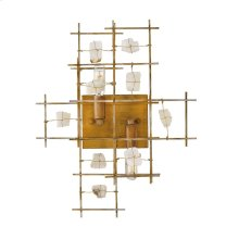 Petra Two Light Sconce