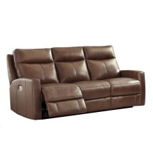 Power Reclining Sofa in Splash-Carmel