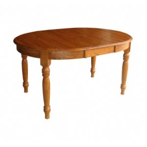"""Table With 1-15"""" Butterfly Leaf"""