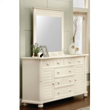 CF-1700 Bedroom  Dresser and Mirror