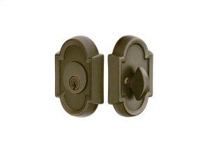 #11 Tuscany Bronze Deadbolt Product Image