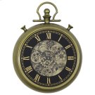 Simple Pocket Watch Gear Clock Product Image