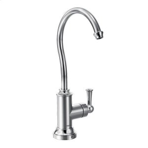 Sip Traditional chrome one-handle beverage faucet Product Image