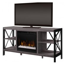 Ramona Media Console Electric Fireplace