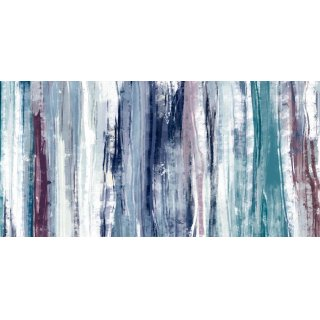 Color Streaks Wall Art