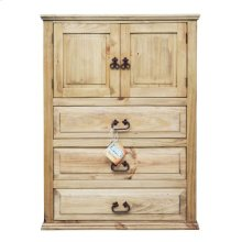 Econo 2 Door 3 Drawer Chest