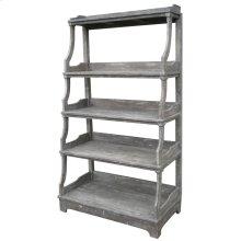 Open Stacked Displayy Shelf - Rw