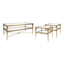 Fredrick Coffee and Accent Tables - Set of 3