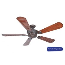 """70"""" Ceiling Fan (Blades Sold Separately)"""