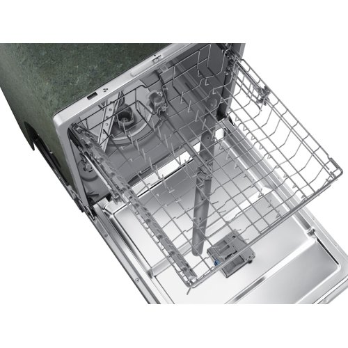 Digital Touch Control 55 dBA Dishwasher in Stainless Steel