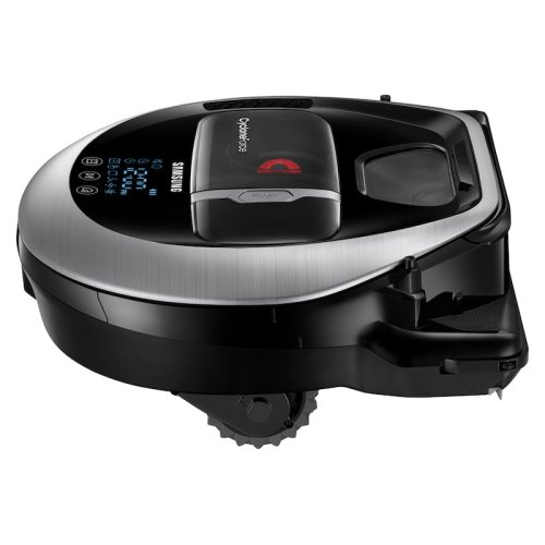 POWERbot R7260 Pet Plus Robot Vacuum in Pure Silver