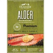 Alder BBQ Wood Pellets