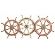 Antique Captain's Wheel Product Image