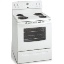 Crosley Electric Ranges (5.3 Cu. Ft. Self Cleaning Oven with Advanced Bake Cooking System)