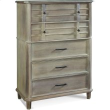 Chesapeake Five Drawer Chest