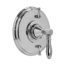Thermostatic Shower Set with Huntington Handle and Two Volume Controls