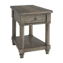 Ashland Chairside Wedge Table