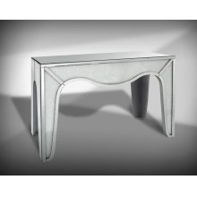 Modrest Stardust Mirrored Console Table
