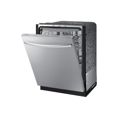 StormWash 42 dBA Dishwasher in Stainless Steel