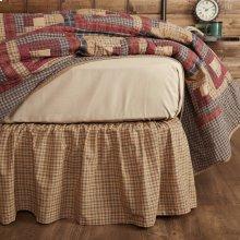 Millsboro Queen Bed Skirt 60x80x16